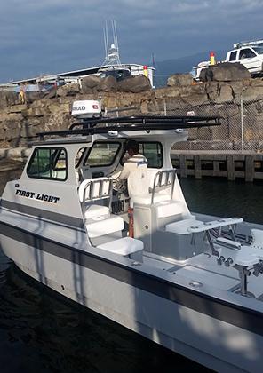 Riddle Boatworks - Kona Hawaii Boat Manufacturer